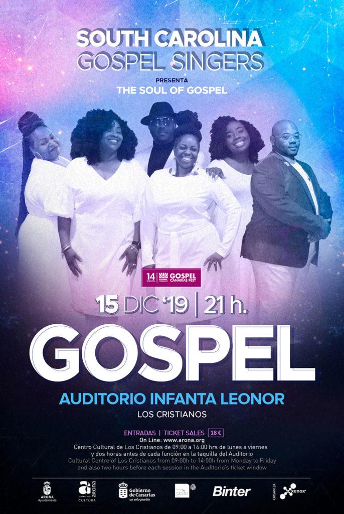 Gospel-Canrias-Fest_South-Carolina_Los-Cristianos