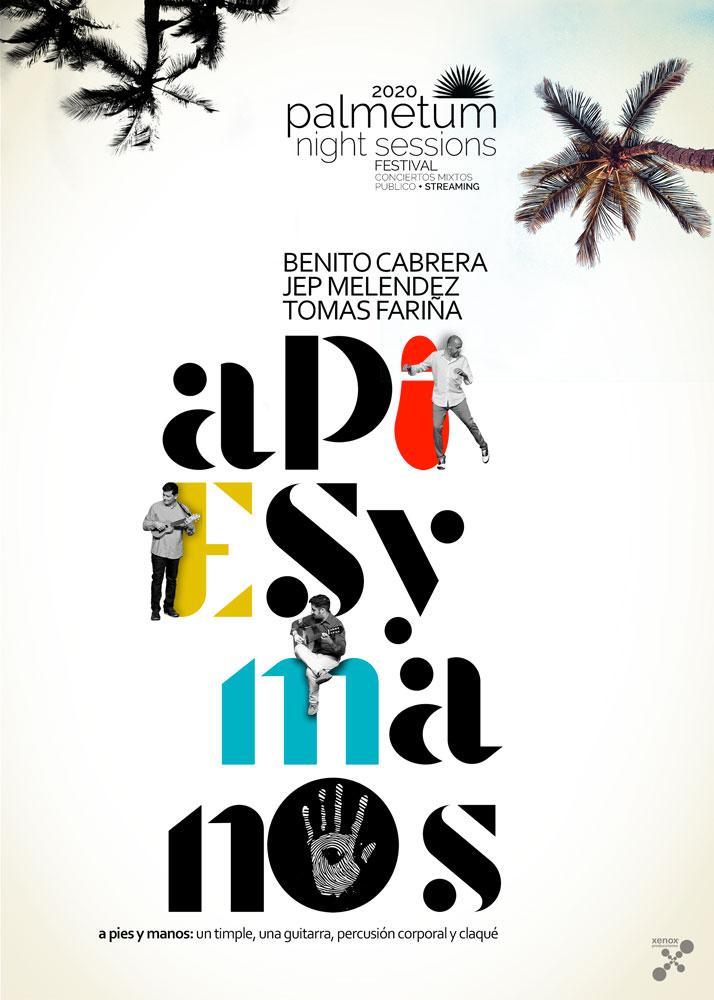 xenox-producciones-eventos-musica-cultura-tenerife-islas-canarias-Palmetum-Nocturna-Festival-Benito-Cabrera3