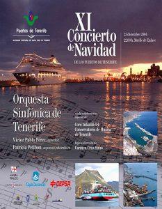 Concierto-de-Navidad-Puertos-de-Tenerife-Cartel-2004