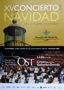 Concierto-de-Navidad-Puertos-de-Tenerife-Cartel-2008