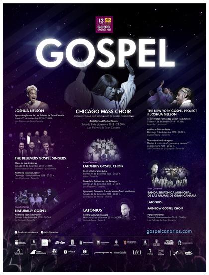 gospel canarias festival